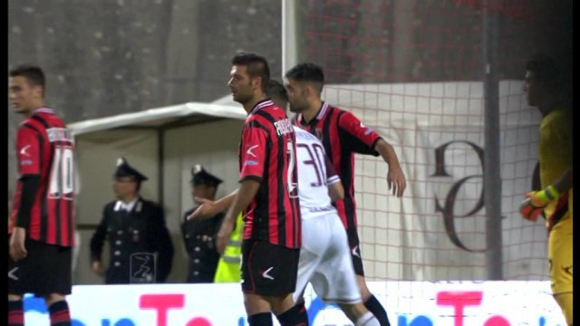 Virtus Lanciano – Salernitana 1-4