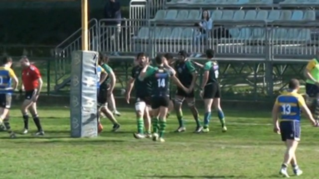 L'Aquila Rugby stravince a Roma