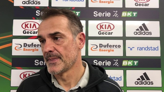 Virtus Entella – Pescara 3-0: Vincenzo Vivarini